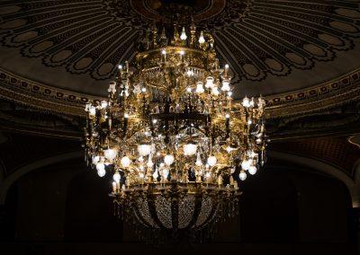 Lámpara del coliseo España