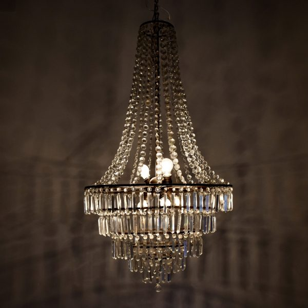 Lámpara cesta imperio