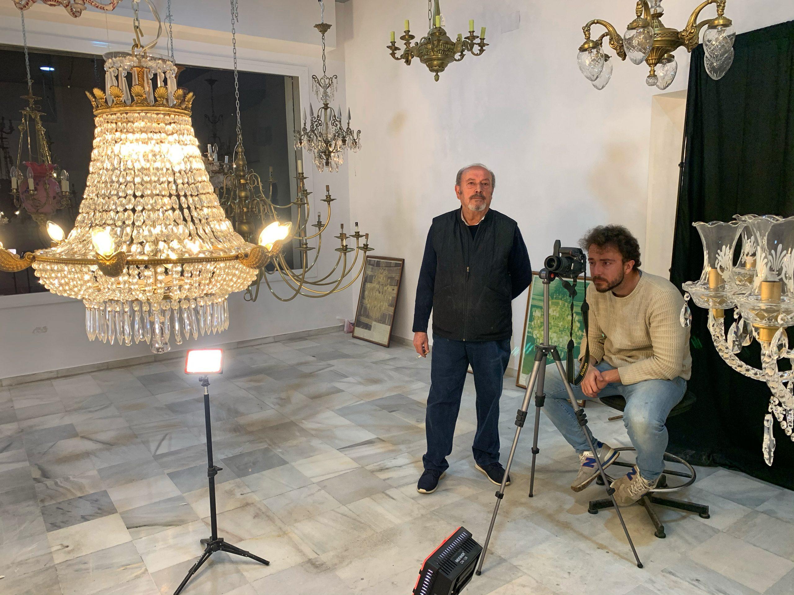 Galeria lamparas Escala