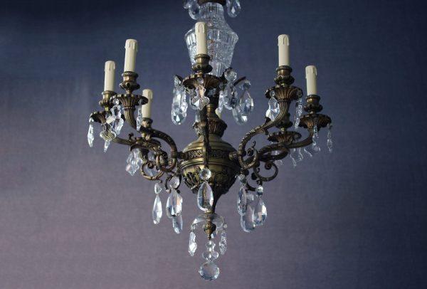 lámparas antigua