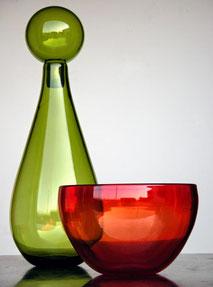 ¿Que es el vidrio y que es el cristal?