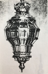 Fig. 10.- Farol Luis XIV. (Versalles.)