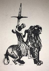 Las lámparas en la Edad Media